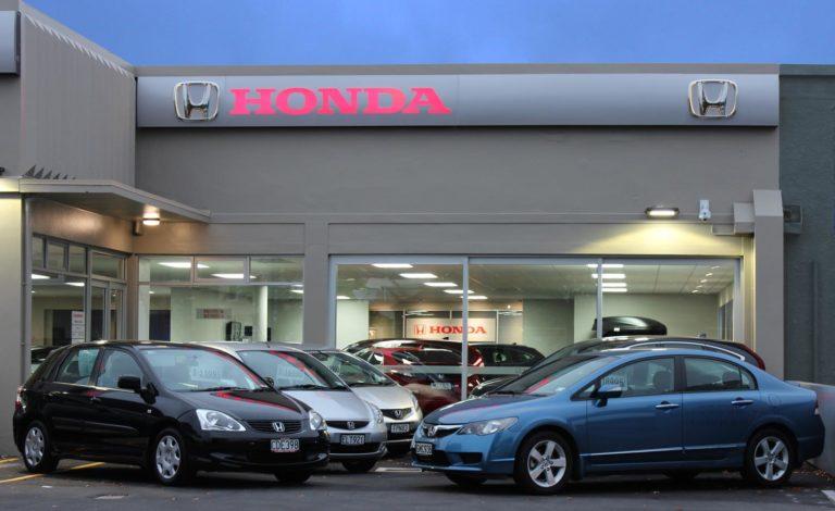 Honda–4