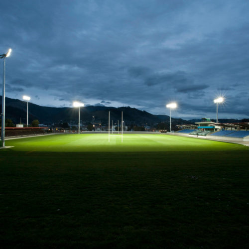 Trafalgar Park Lighting Upgrade