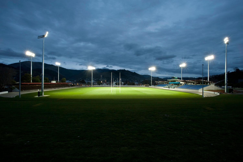 trafalgar park lighting upgrade