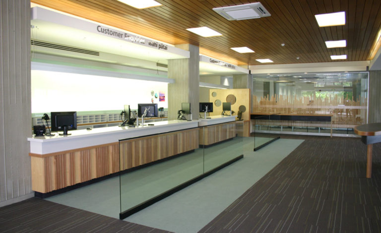 Nelson City Council, Customer Service Centre