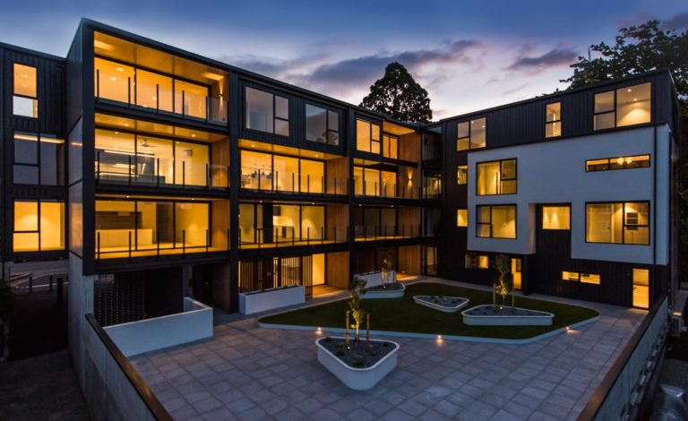 The Betts Apartments, Nelson